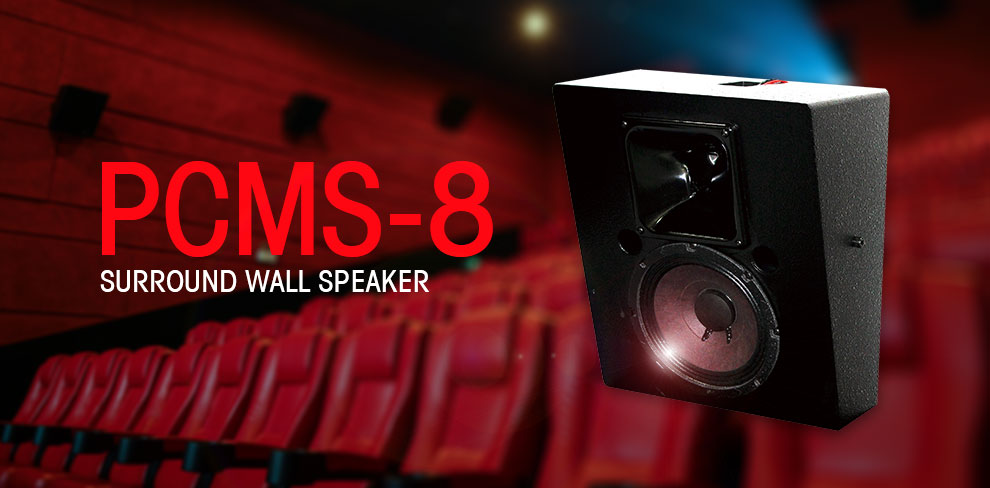 PCMS-8 SURROUND WALL SPEAKER